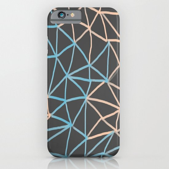 Non-linear Points iPhone & iPod Case