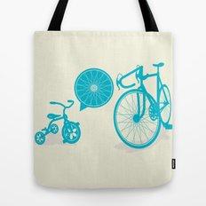 SPOKE Tote Bag