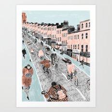 Park Street, Bristol Art Print