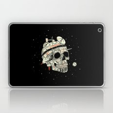 Planet Space Skull  Laptop & iPad Skin