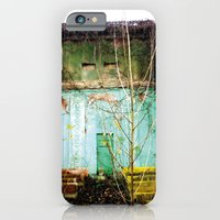 Nature finds the way inside... and outside... iPhone 6 Slim Case