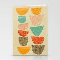 Stacks Stationery Cards