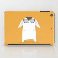 Hipster Bunny iPad Case