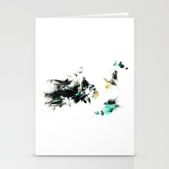 Gallop Stationery Card