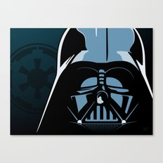 Dark Lord Canvas Print