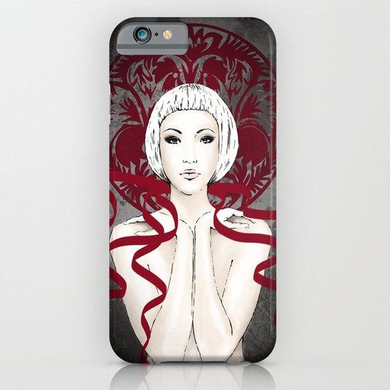 I GAVE YOU A  RIBBON iPhone & iPod Case
