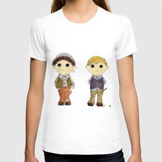 The Twins: Hugo & Harry T-shirt