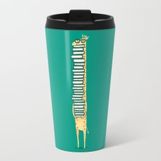 A book lover Travel Mug