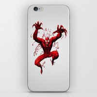 MAD SPIDER iPhone & iPod Skin