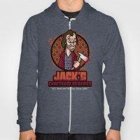 Jack's Caretaker Service… Hoody