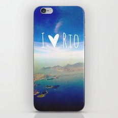 I love Rio iPhone & iPod Skin