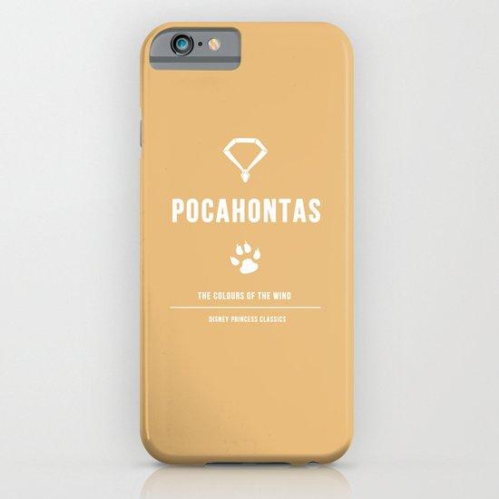 Disney Princesses: Pocahontas Minimalist iPhone & iPod Case