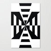 The Way Canvas Print