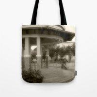 Plaza de Rincon # 2 Tote Bag