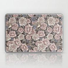 Flowers & Swallows Laptop & iPad Skin