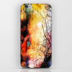 Rainbow Kisses iPhone & iPod Skin
