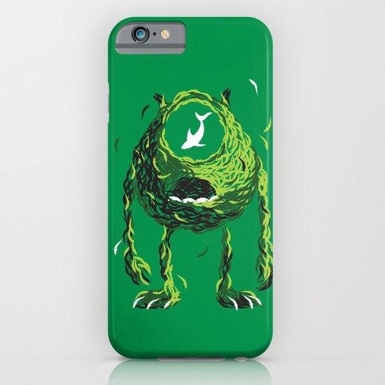 Wazowski of Fish iPhone & iPod Case