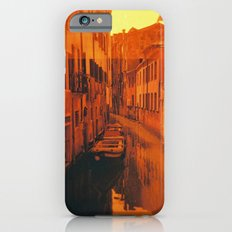Venice in Redscale Film iPhone 6 Slim Case