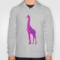 Paper Craft Giraffe Hoody