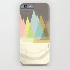 Highway Under Stars iPhone 6 Slim Case