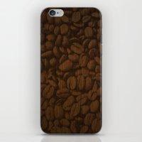 Coffee Bean iPhone & iPod Skin