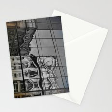 french architecture Stationery Cards
