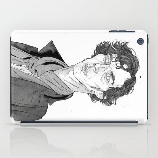 Benedict Cumberbatch - Sherlock iPad Case