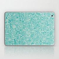Chalk Doodle Laptop & iPad Skin