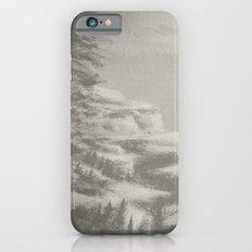 Snowy Mountain Slim Case iPhone 6s