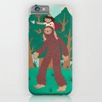 The Bigfoot Adventure iPhone 6 Slim Case