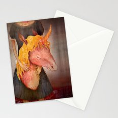 A Girl and Her Horse Stationery Cards