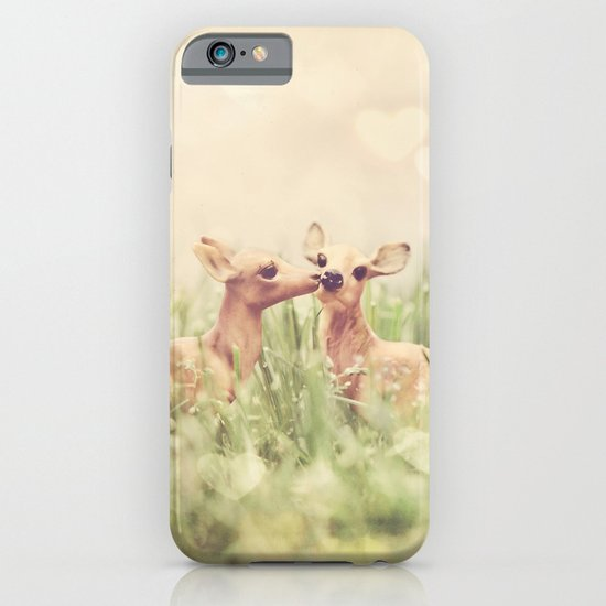 Let's Meet in the Middle iPhone & iPod Case