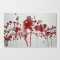 Ping Canvas Print