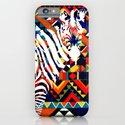 Tribal Zebra iPhone & iPod Case