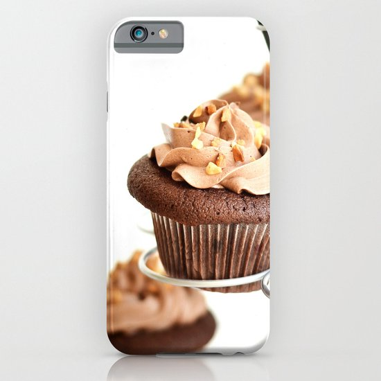 nutella cup cake iPhone & iPod Case