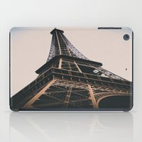 Eiffel Tower iPad Case