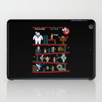 The Real Donkey Puft iPad Case
