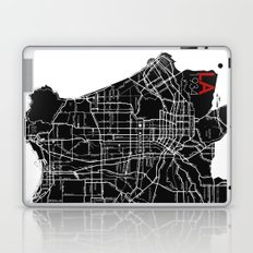 Los Angeles 1934 Laptop & iPad Skin