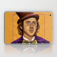 The Wilder Wonka Laptop & iPad Skin