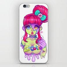 Z-Cutie iPhone & iPod Skin