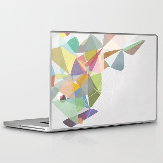 Graphic 201 Laptop & iPad Skin