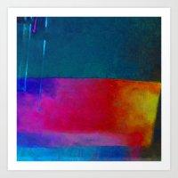 Strange_Landscape2.jpg Art Print
