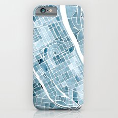 Map Nashville Tennessee Blueprint City Map Slim Case iPhone 6s