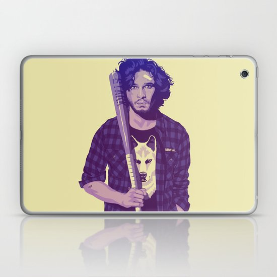80/90s - J.S Laptop & iPad Skin
