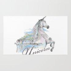 Unicorn classic Rug
