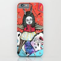 iPhone & iPod Case featuring Pyroprince by Franck Chartron