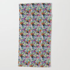 Millefiori (color 2) Beach Towel