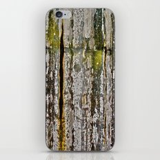 Moss Abstracted iPhone & iPod Skin