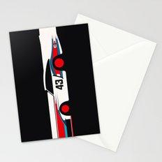 Moby Dick - Vintage Porsche 935/70 Le Mans Race Car Stationery Cards