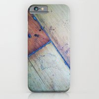 iPhone & iPod Case featuring My Brother's Kitchen Floor by christopher justin gilner photographic